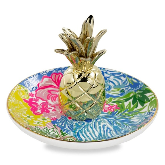 Lily Pulitzer ring holder
